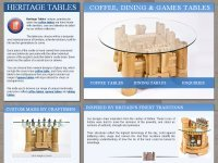 Heritage Tables